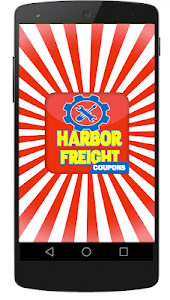 screenshot of Coupons for Harbor Freight version 0.0.7