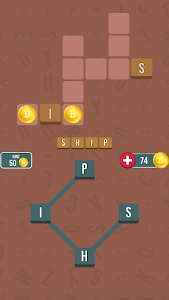 screenshot of Crossword Puzzle Game version 1.0