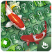 Cute Koi Fish Keyboard Theme