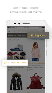 screenshot of DHgate - online wholesale stores version 5.1.2