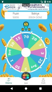 screenshot of Free Play Code - Spin Earn version 1.2