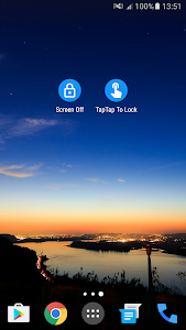 screenshot of Double Tap Screen On and Off version 1.1.2.5