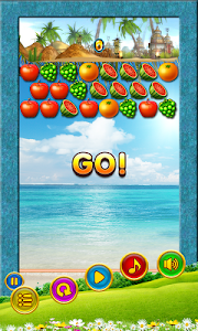 screenshot of Dream fruit shoot version Varies with device