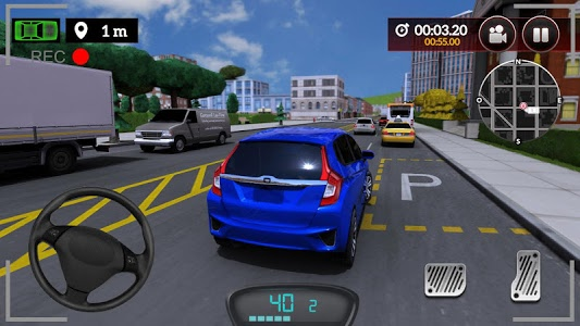 screenshot of Drive for Speed: Simulator version 1.11.3