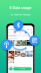 screenshot of Easy Share - File Transfer & Share Apps version 1.0.2
