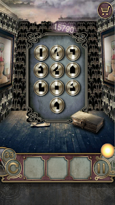 screenshot of Escape the Mansion version 1.7.7