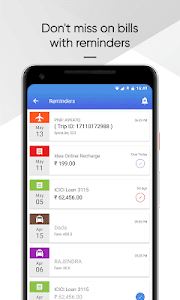 screenshot of All bank Money Manager, Track Bank balance & Cards version 5.2.8