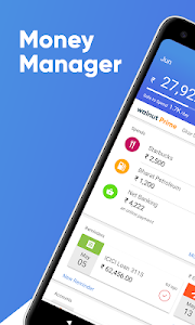 screenshot of Walnut: Money Manager App & Instant Personal Loans version 6.0.13