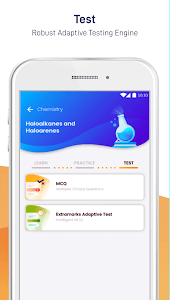 screenshot of Extramarks – The Learning App version 3.0.0.5