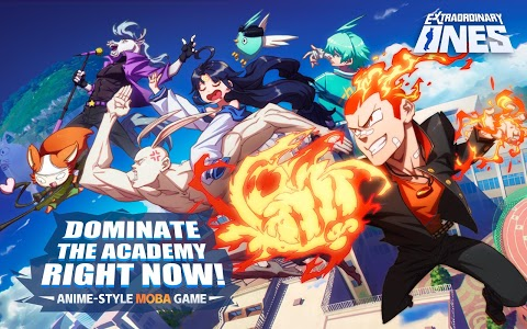 screenshot of Extraordinary Ones: Anime-style 5V5 MOBA version 1.0.55