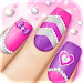 Download Fashion Nail Art Designs Game 8.1.0 APK