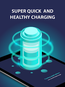screenshot of Fast charger – Fast charging, Battery Optimizer version 2.4