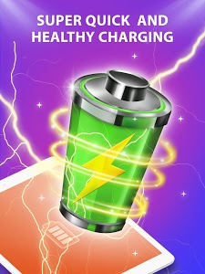 screenshot of Fast charger – Fast charging, Battery Optimizer version 3.7