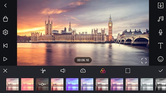screenshot of Film Maker Pro - Free Movie Maker & Video Editor version 2.6.9.4
