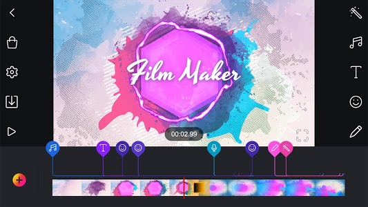 screenshot of Film Maker Pro - Free Movie Maker & Video Editor version 2.7.6.4