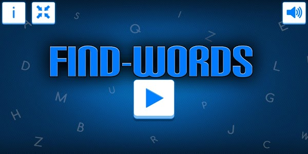 screenshot of Find Words - Encuentra Palabras version 9.2