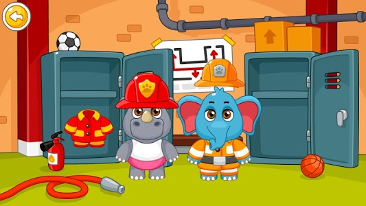 screenshot of Firefighters - Rescue Patrol version 1.0.7