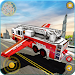 Download Flying Firefighter Truck Simulator 2019 1.7.1 APK