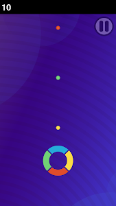 screenshot of Four Colors Fun version 1.8.0