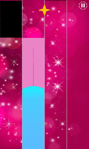 screenshot of Free Music Tiles: Piano White Magic Dream version 1.4