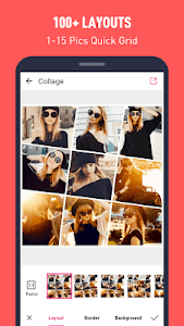screenshot of Free Photo Collage Maker- Photo Grid, Photo Editor version 1.1