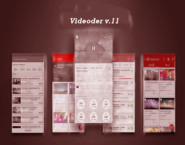 screenshot of Free videdoder Pro Reference 2017 version 1
