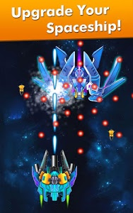 screenshot of Galaxy Attack: Alien Shooter version 7.30