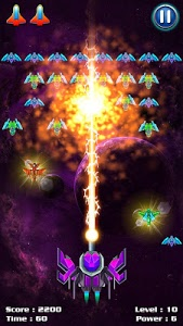 screenshot of Galaxy Attack: Alien Shooter version 1.0