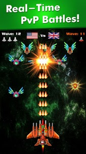 screenshot of Galaxy Attack: Alien Shooter version 5.13