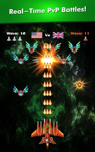 screenshot of Galaxy Attack: Alien Shooter version 5.69