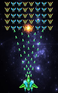 screenshot of Galaxy Attack: Alien Shooter version 5.86