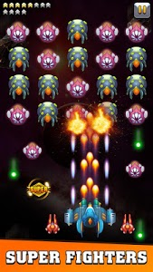 screenshot of Galaxy Invader: Space Shooter 2020 version 3.7
