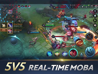 screenshot of Garena AOV - Arena of Valor version 1.27.1.2