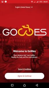 screenshot of GoWes version 2.4.11