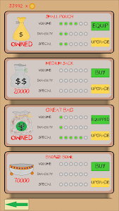 screenshot of Gold Collector version 1.16