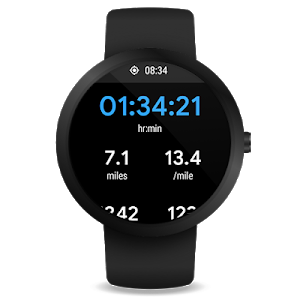 screenshot of Google Fit: Health and Activity Tracking version Varies with device