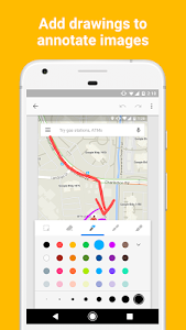 screenshot of Google Keep - Notes and Lists version Varies with device