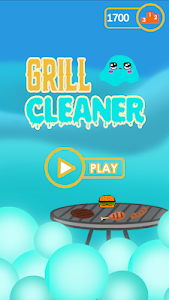 screenshot of Grill Cleaner version 1.0