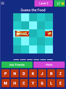 screenshot of Guess The Food Quiz-Earn Real Cash version Varies with device