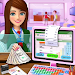 High School Cash Register: Cashier Games For Girls