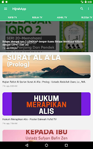 screenshot of HijrahApp - All in One Hijrah App version 6.0.8
