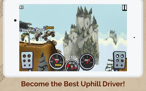 screenshot of Hill Climb Racing 2 version 1.23.1