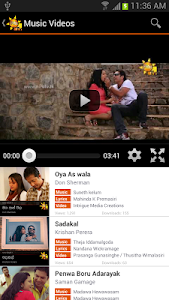 screenshot of Hiru TV - Sri Lanka version 1.1.9