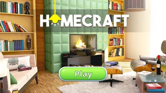 screenshot of Homecraft - Home Design Game version 1.4.16