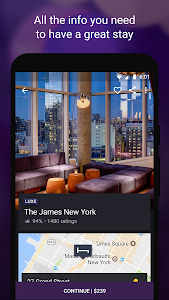 screenshot of HotelTonight: Book amazing deals at great hotels version Varies with device