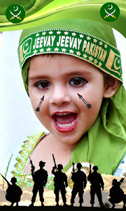 screenshot of 23rd March Pakistan Day Photo Editor Frames 2019 version 1.1
