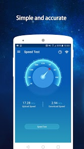 screenshot of Speed Test-Check and improve upload/download speed version 1.1.13