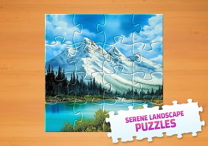 screenshot of Jigsaw Puzzle: Create Pictures with Wood Pieces version 2019.11.0.101999