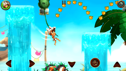 screenshot of Jungle Adventures 3 version 50.32