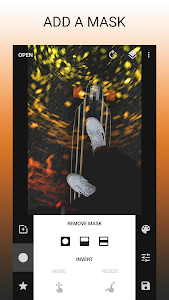 screenshot of Just Snow – Photo Effects version 2.4.8